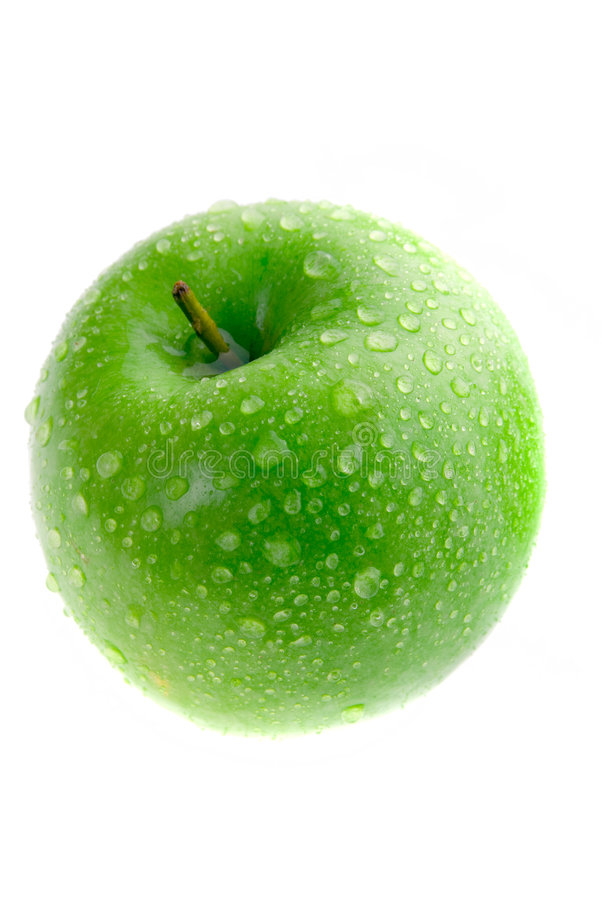 Apple verde fotos de stock royalty free