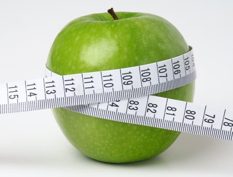 Apple verde fotografia stock libera da diritti