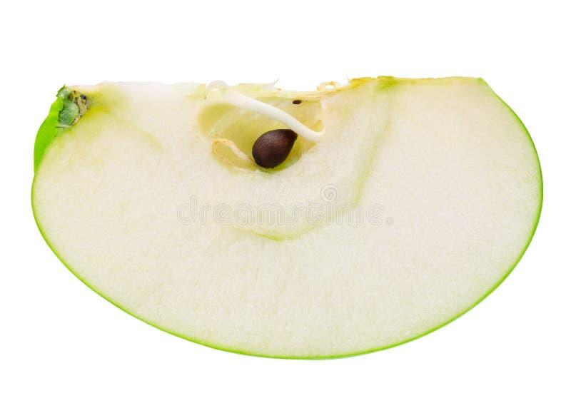 Apple verde fresco fotografía de archivo libre de regalías