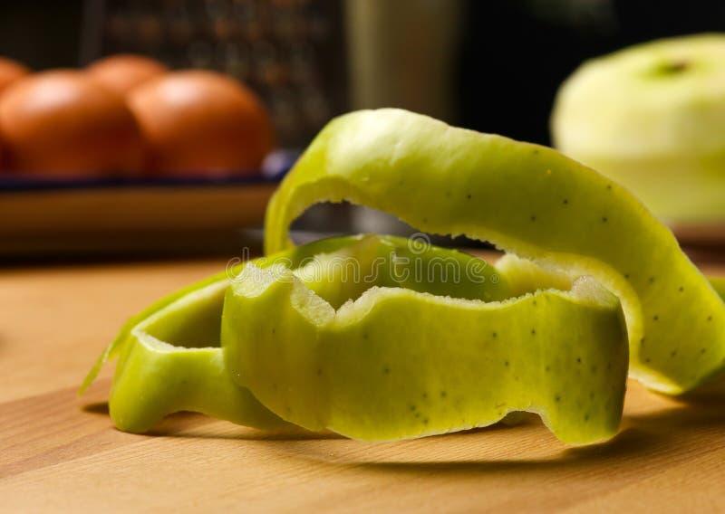 Apple verde pela foto de archivo