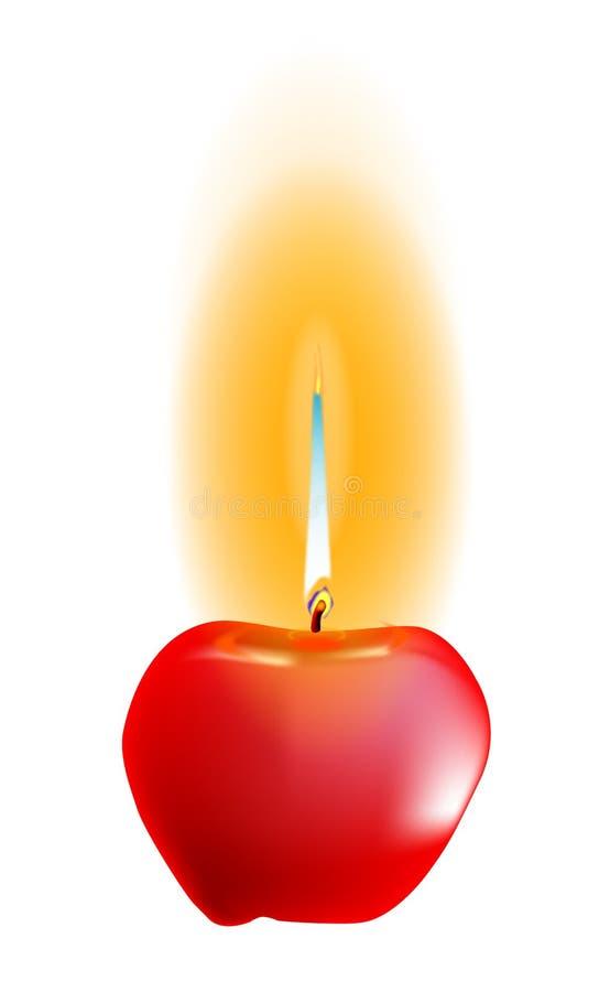 Apple-Wiek royalty-vrije illustratie