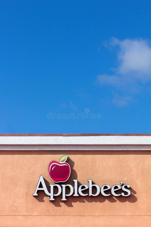 Download Applebee's Restaurant Sign. Editorial Image - Image of franchise, sign: 39502265