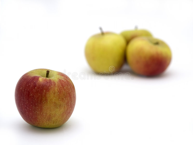 Apples stock photo