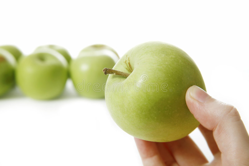 Download Apples stock image. Image of natural, fruits, granny, food - 1504779