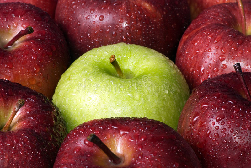 Download Apples stock image. Image of taste, healthy, different - 2338355