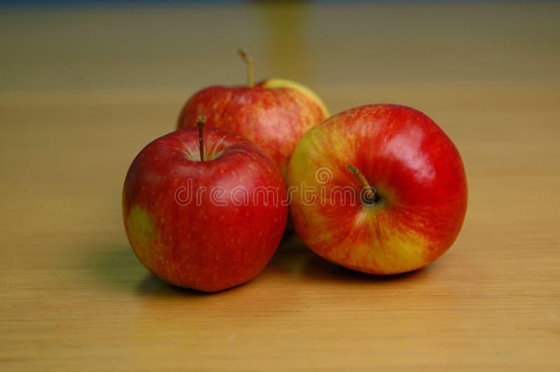 Apples. Image taken on Nikon D70 royalty free stock photos