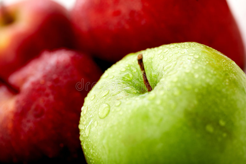 Download Apples stock image. Image of closeup, diet, delicious - 4624319