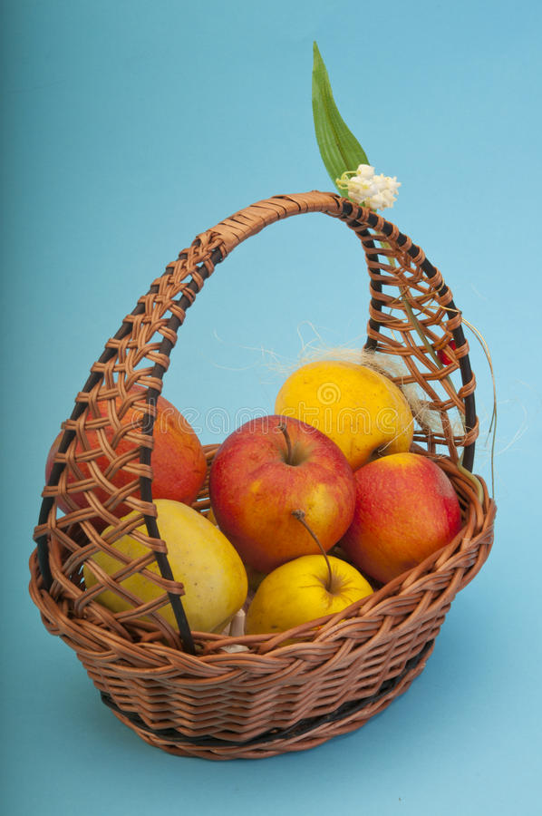 Download Apples In The Basket Stock Photography - Image: 25928842