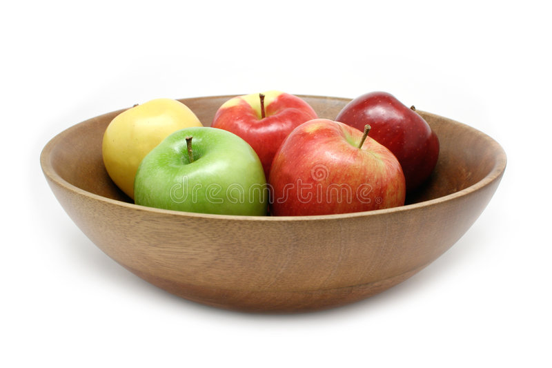 Download Apples In A Bowl Stock Photos - Image: 4924563