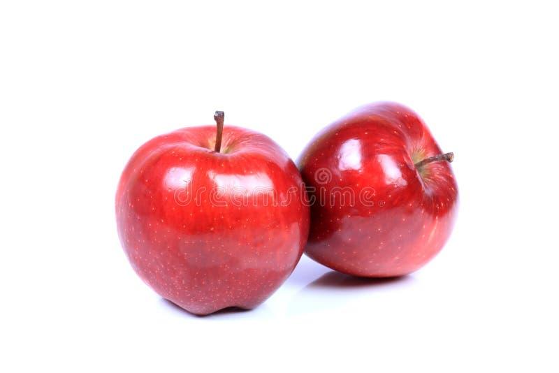 apples crate organic στοκ εικόνες με δικαίωμα ελεύθερης χρήσης