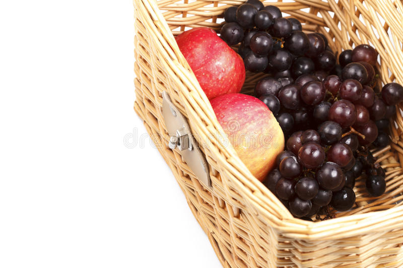Download Apples and grapes stock image. Image of ingredient, apple - 25965803