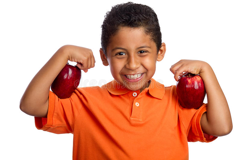 Download Apples Help You Grow Stronger Stock Image - Image: 20730017