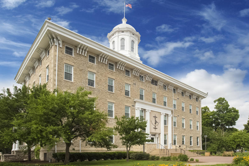 Appleton Lawrence University stock fotografie