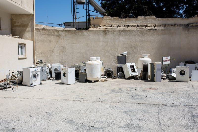 Appliances bump. royalty free stock photos
