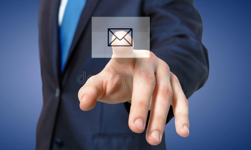 Application icon royalty free stock image