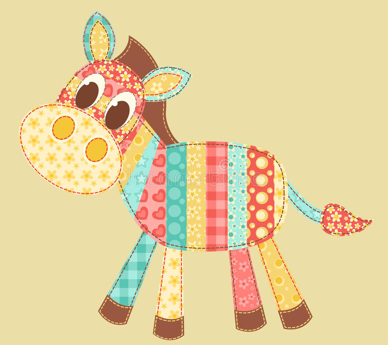 Download Application zebra. stock vector. Illustration of decorative - 23055468