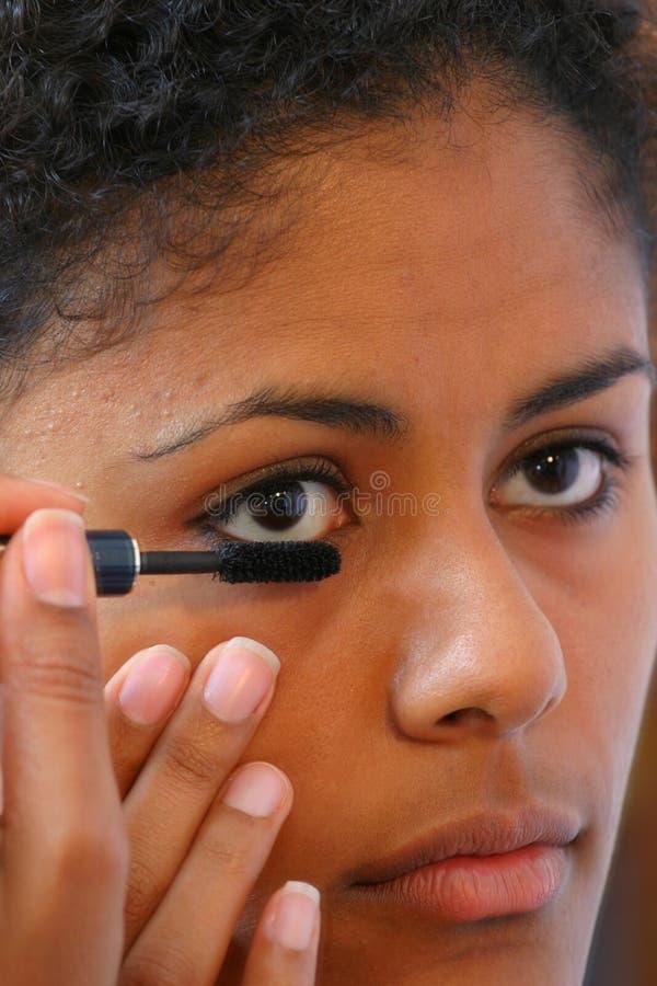 Download Applicazione Della Mascara II Fotografia Stock - Immagine di brasiliano, handsome: 203568