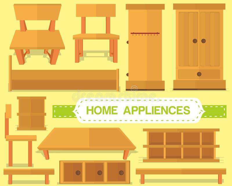 Appliences home fotos de stock royalty free