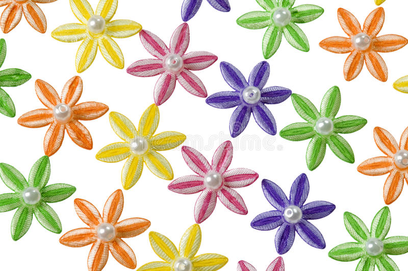 applique διαγώνιο πρότυπο λουλ& στοκ εικόνες με δικαίωμα ελεύθερης χρήσης