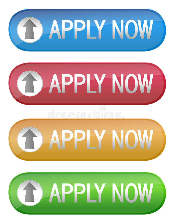 Apply Now Stock Photos