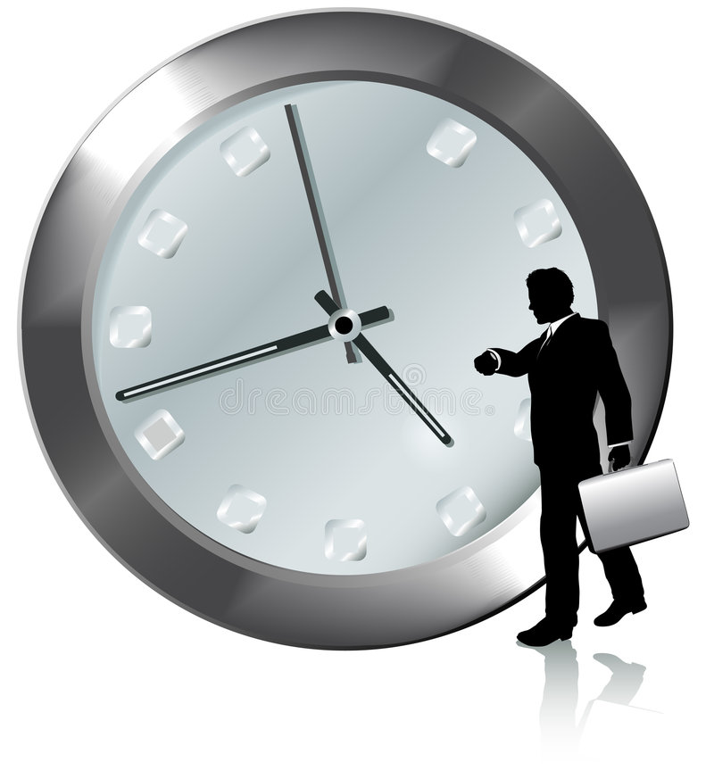 Free Appointment On Time Business Person Watches Watch Royalty Free Stock Photo - 4153685