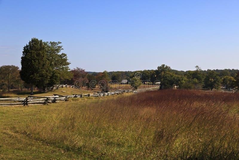 Appomattox 图库摄影