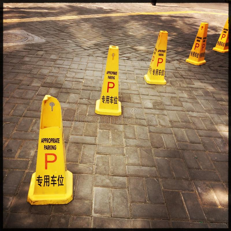 Appopriate parking stock images