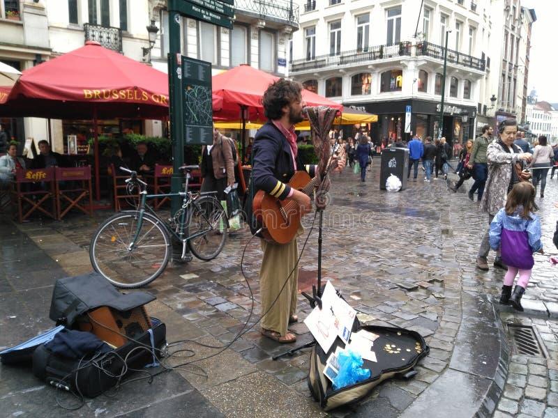 Apprécier l'avenue Maria de la rue photos libres de droits