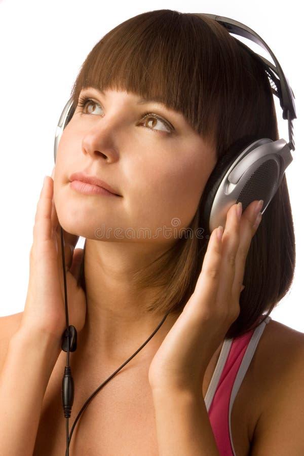 Apprécier la musique photos libres de droits