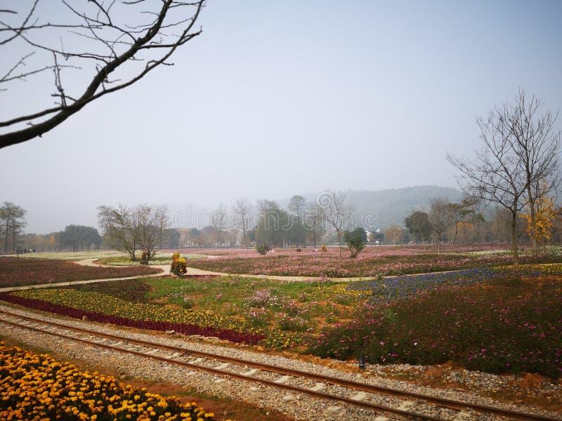 Apprécier le week-end pour Huzhou de déplacement photographie stock
