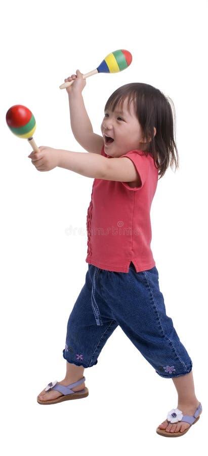 Apprendimento di infanzia fotografie stock libere da diritti