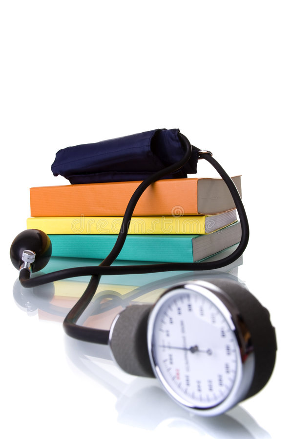 apprenez la médecine photographie stock libre de droits