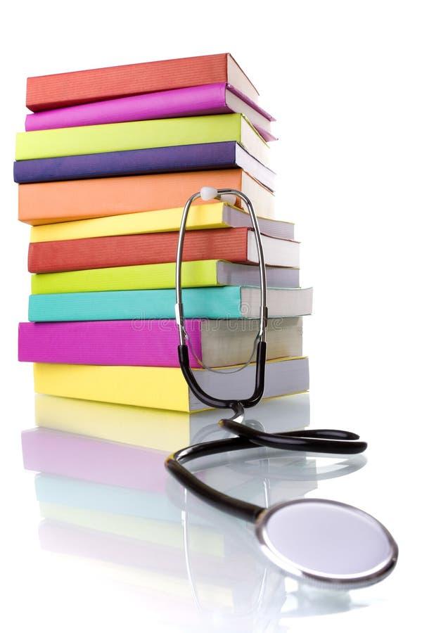 apprenez la médecine photo stock