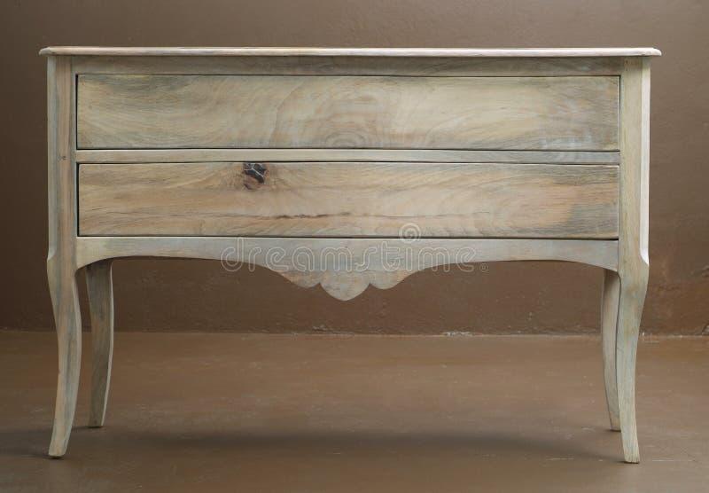 Apprettatrice di legno classica immagine stock