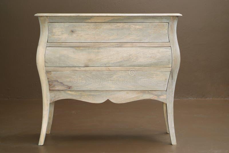 Apprettatrice di legno classica immagini stock