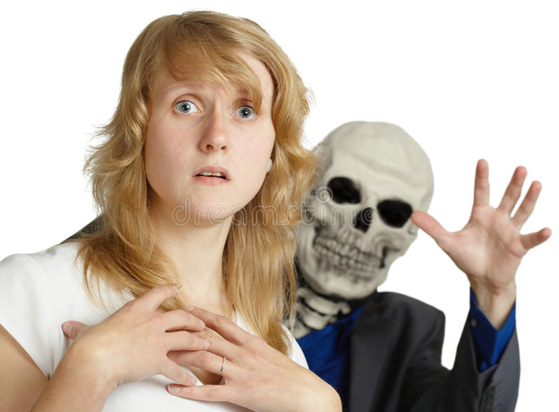 Download Approach Of Death Is Terrible Stock Photo - Image: 16552134