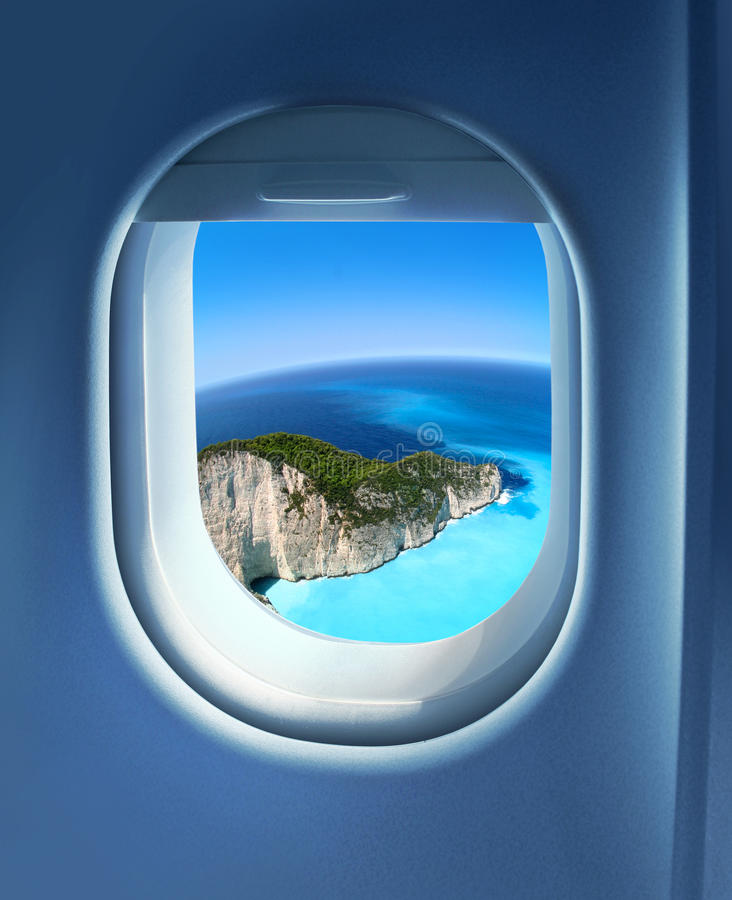 Download Approaching Holiday Destination Stock Image - Image: 22052331