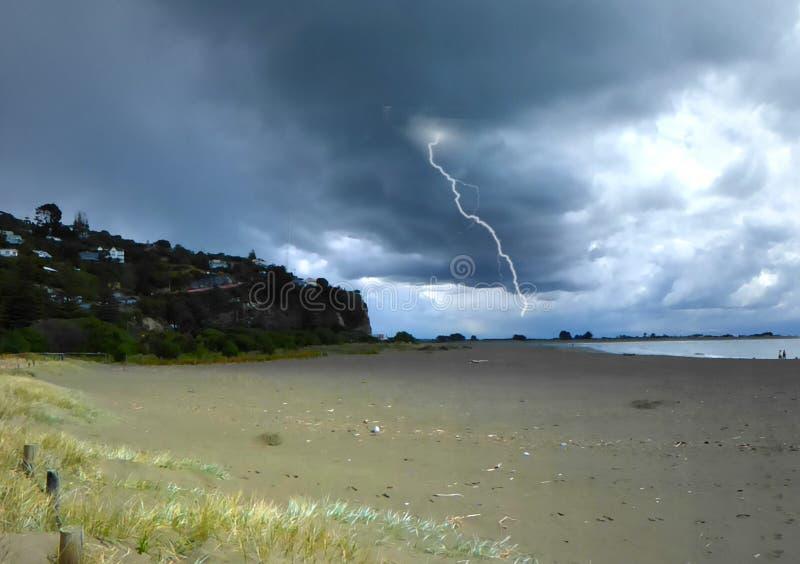 Approaching Storm. Free Public Domain Cc0 Image