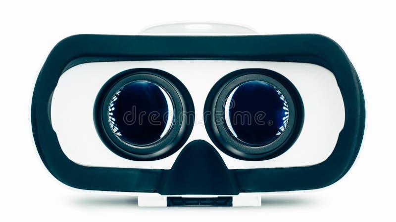 Approche d'innovation de jeu de casque de réalité virtuelle image libre de droits