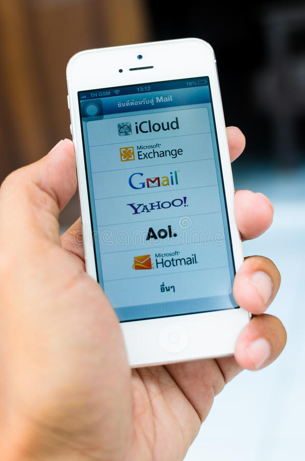 Download Apps email editorial stock photo. Image of telephone - 34140138