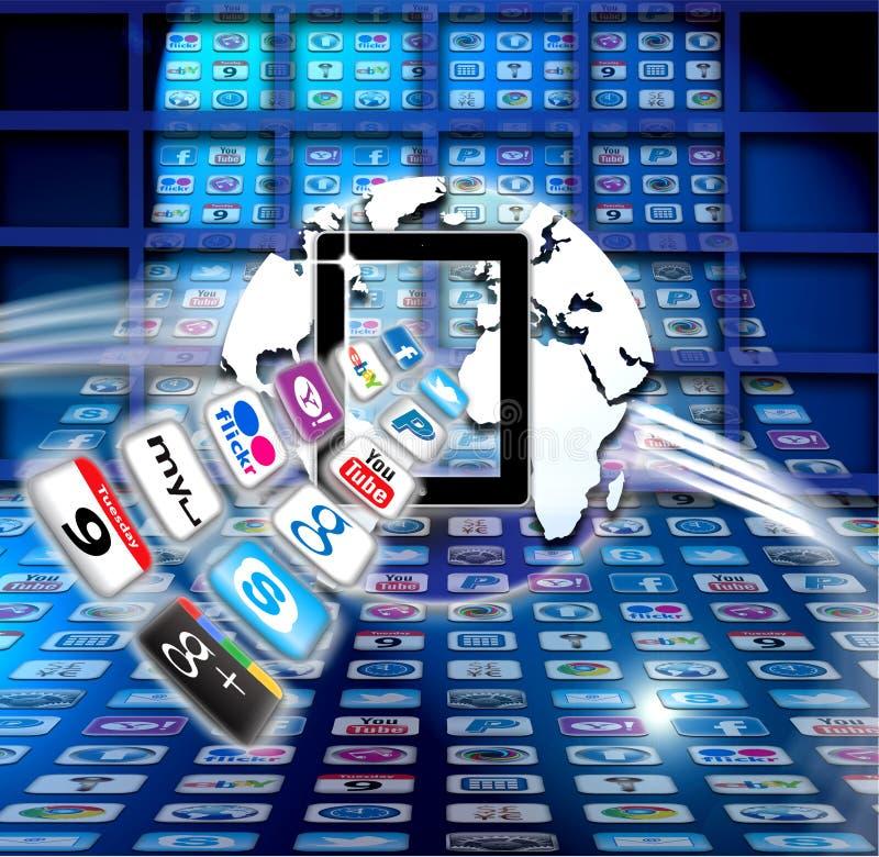 apps MAC στοιχείων icloud ασφαλής απεικόνιση αποθεμάτων