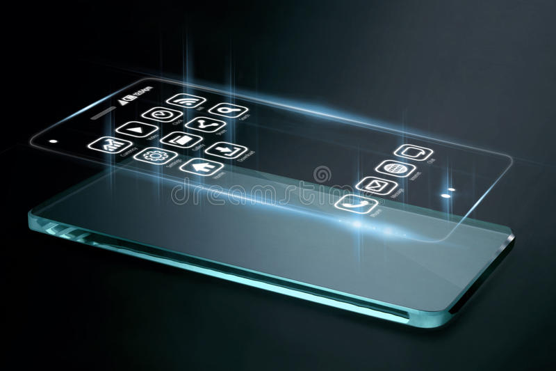 Apps tridimensionali sullo schermo dello smartphone for Immagini tridimensionali gratis