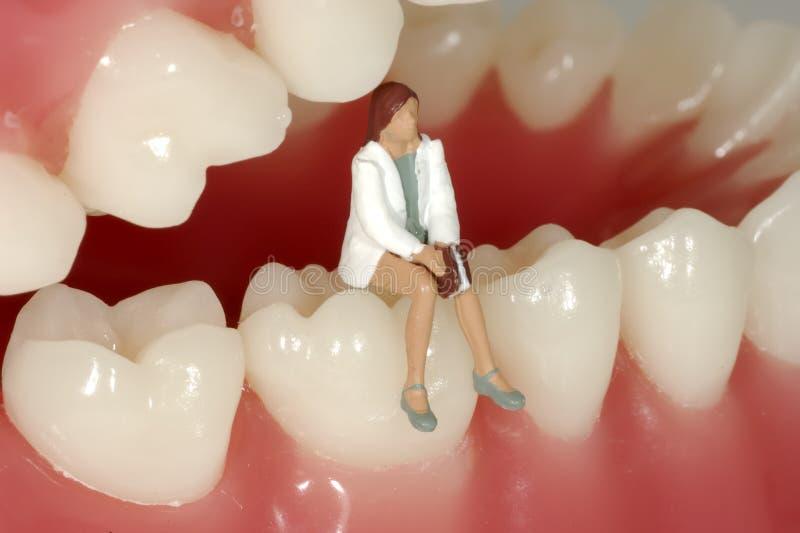 Appuntamento dentale immagini stock