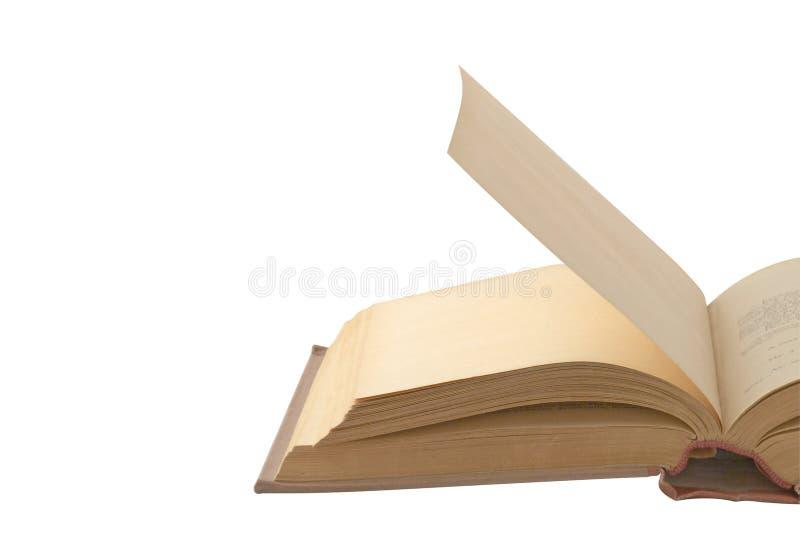 Download Apra il vecchio libro fotografia stock. Immagine di libreria - 7313302