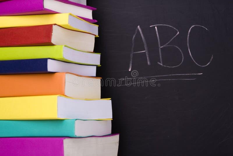 Aprenda el alfabeto imagen de archivo libre de regalías