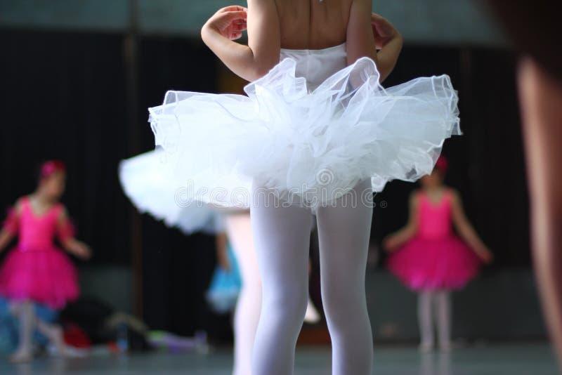 Aprendizaje bailar 5 foto de archivo