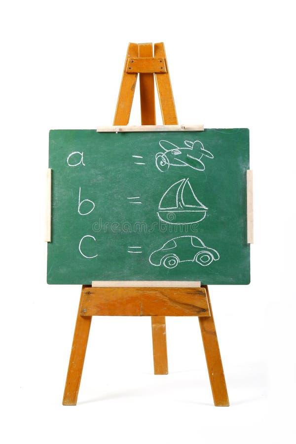 Aprendizaje del alfabeto libre illustration