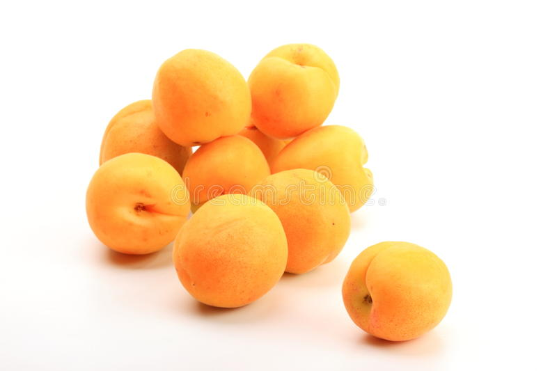 Download The apricots stock photo. Image of macro, heap, apricot - 17313426