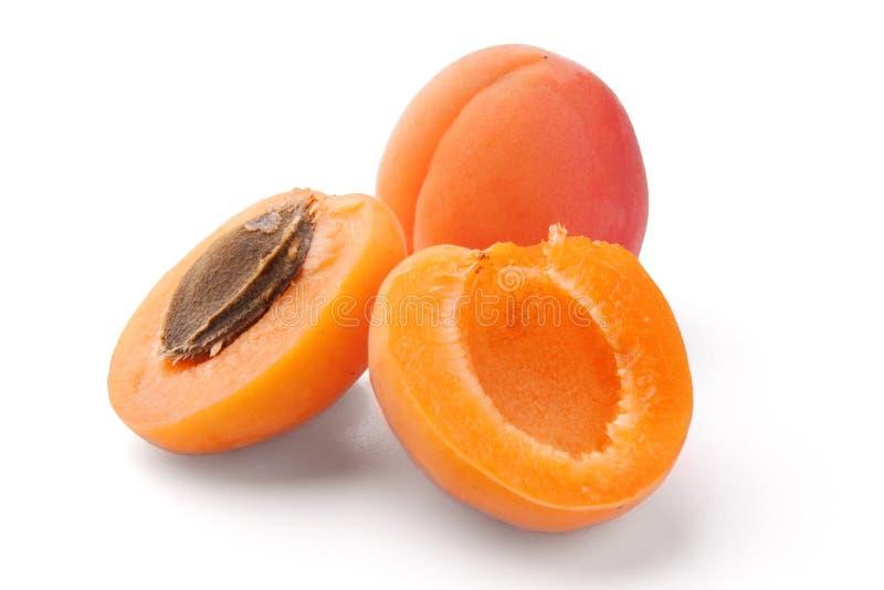 aprikos royaltyfria foton