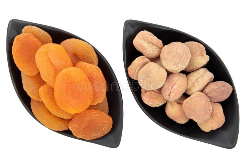 Aprikosen-Frucht stockfoto